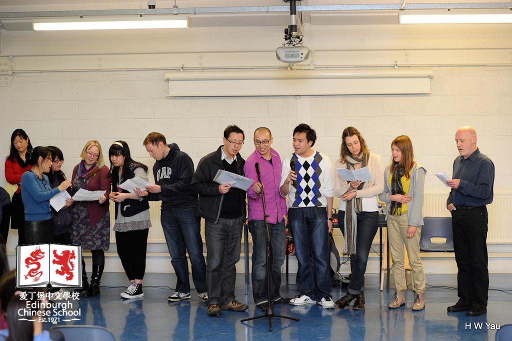 Mandarin Adult Intermediate Students